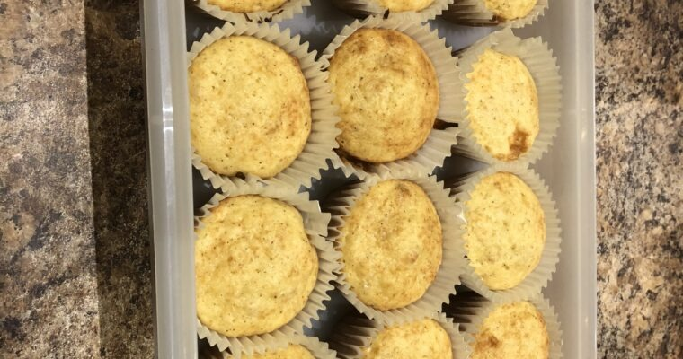 Quest for the Best: Banana Muffins