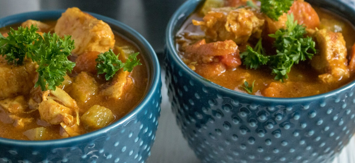 Instant Pot Recipes: Chicken Curry