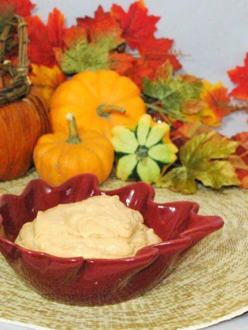 Pumpkin Spice Fluff