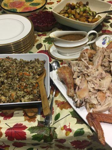 Thanksgiving Make Ahead Sides