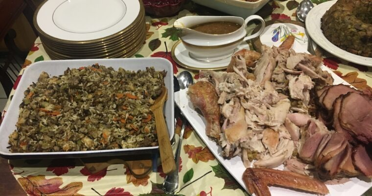 Ten Make Ahead Side Dishes for Thanksgiving