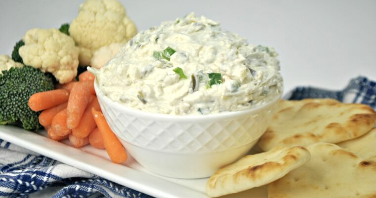 Artichoke Jalapeno Dip; entertaining made easy
