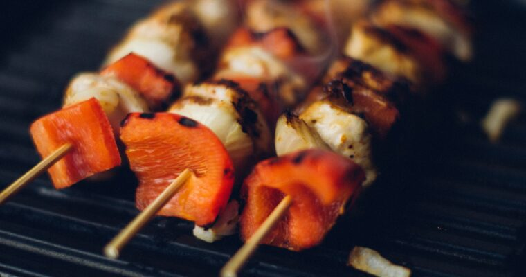 Sheet Pan Pork Souvlaki