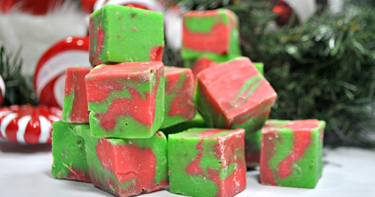 Grinch Fudge; movie night fun!