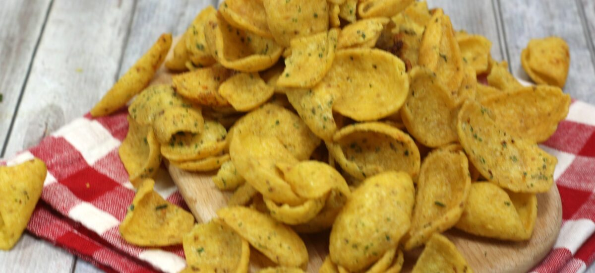 Cowboy Ranch Corn Chips