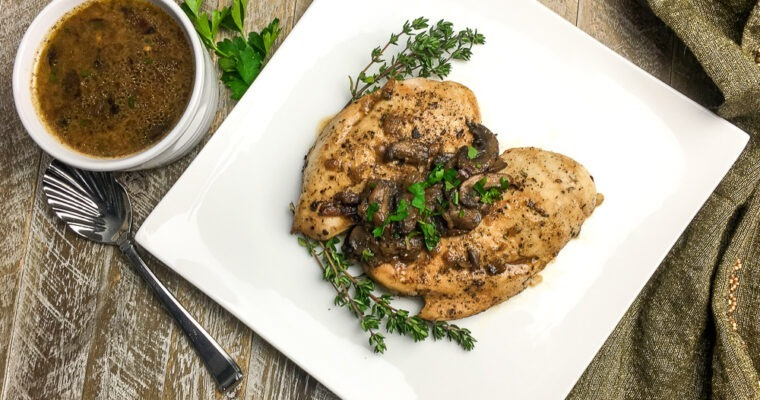 Instant Pot Italian Chicken