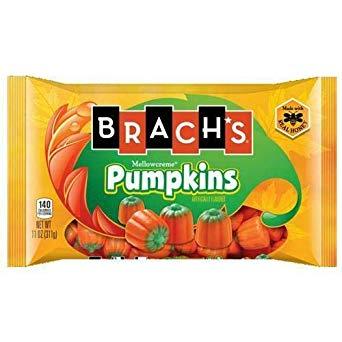 Brach's Mellowcreme Pumpkins, 11oz Bag