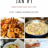 Meal Planning meals collage pin 4