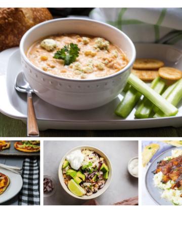 Week 4 Meal Plan Header